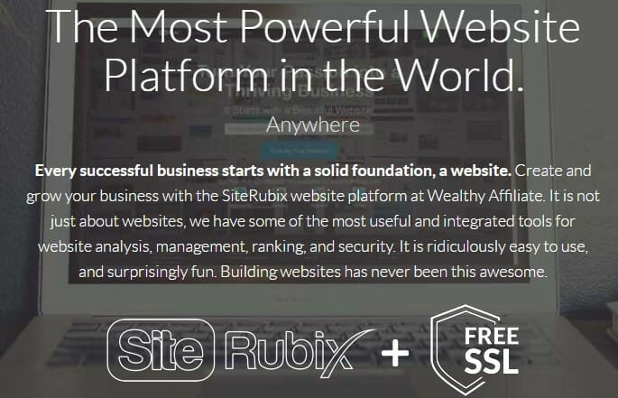 Free Website Builder and Hosting for Business – BUILD | LEARN | SUCCEED | with SiteRubix.