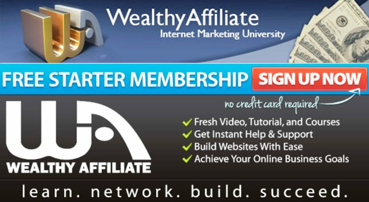 What About My Wealthy Affiliate Review? – The Features and Benefits of Wealthy Affiliate.